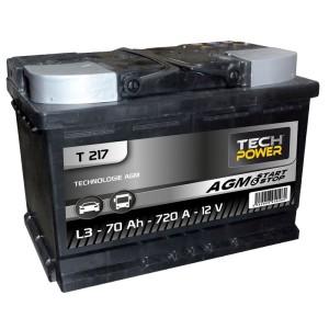 batterie auto start stop 70ah