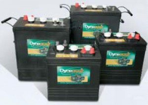 Batteries industrielles Dyno